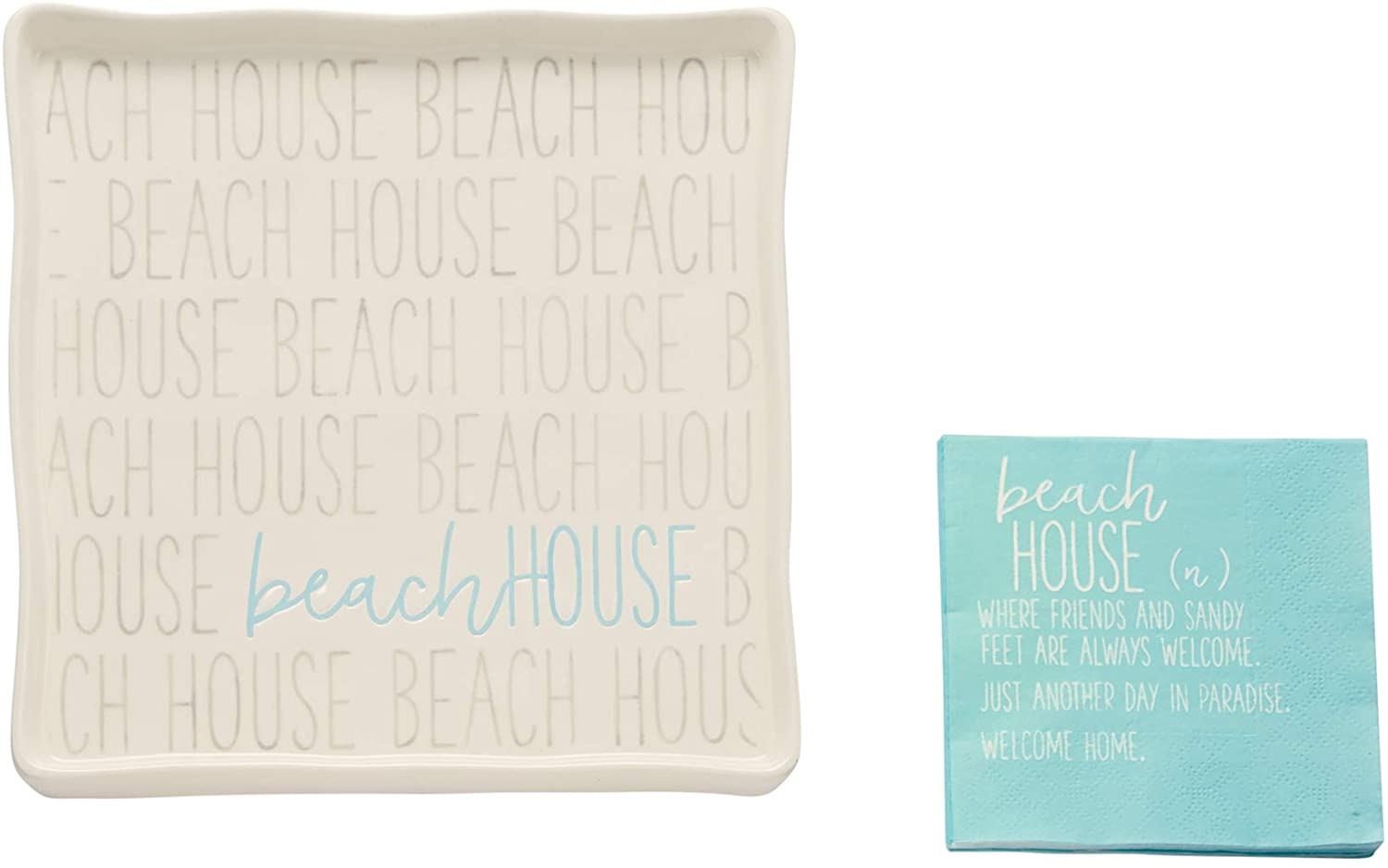 """Beach House"" Beach Definition Cheese Set - Molly's! A Chic and Unique Boutique"