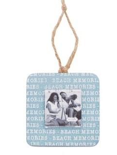 """Beach Memories"" Shell Frame - Molly's! A Chic and Unique Boutique"