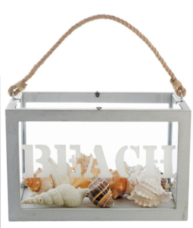 Beach Shell Box - Molly's! A Chic and Unique Boutique