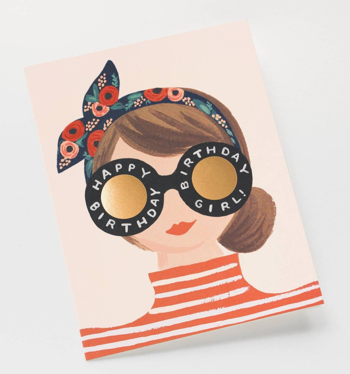 BIRTHDAY GIRL CARD - Molly's! A Chic and Unique Boutique