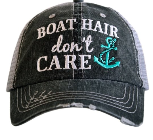 BOAT HAIR DON'T CARE KDC-TC-226 - Molly's! A Chic and Unique Boutique