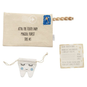 Boy Tooth Fairy Envelope - Molly's! A Chic and Unique Boutique