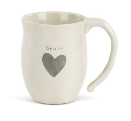 BRAVE HEART MUG - Molly's! A Chic and Unique Boutique