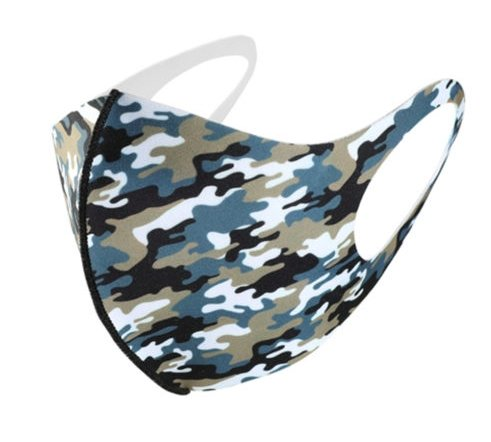 CAMO FACEMASK - Molly's! A Chic and Unique Boutique