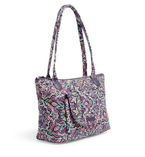 Carson East West Tote in Bonbon Medallion - Molly's! A Chic and Unique Boutique