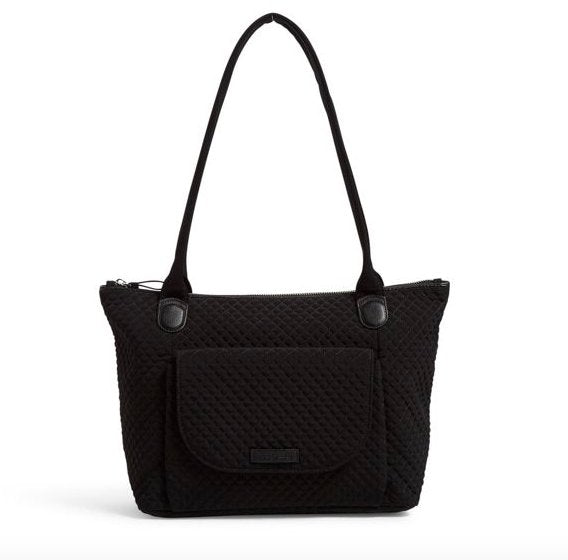 Carson East West Tote In Classic Black - Molly's! A Chic and Unique Boutique