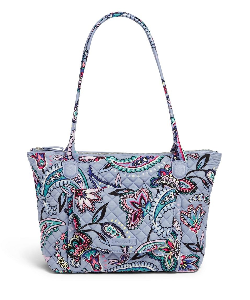 CARSON EAST WEST TOTE IN MAKANI PAISLEY - Molly's! A Chic and Unique Boutique