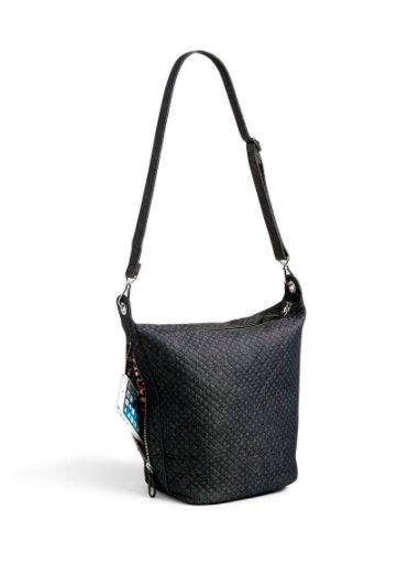 Carson Hobo Bag in Denim Navy - Molly's! A Chic and Unique Boutique