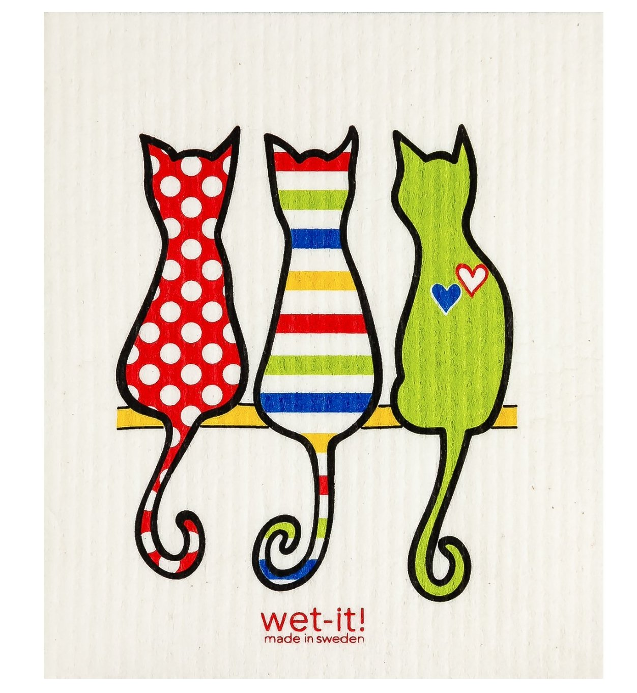 CAT LOVER: Absorbent Cloth - Molly's! A Chic and Unique Boutique