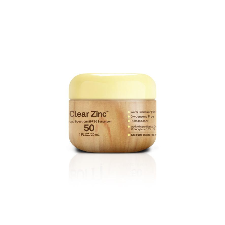 CLEAR ZINC 1 OZ - Molly's! A Chic and Unique Boutique