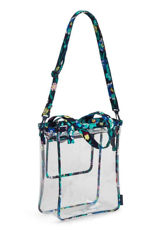CLEARLY COLORFUL STADIUM TOTE in MOONLIGHT GREEN 25836N13 - Molly's! A Chic and Unique Boutique