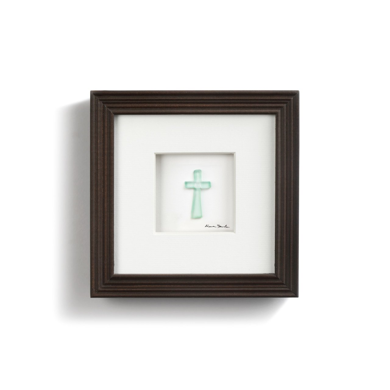 CROSS WALL DECOR - 6 INCH 1004370064 - Molly's! A Chic and Unique Boutique