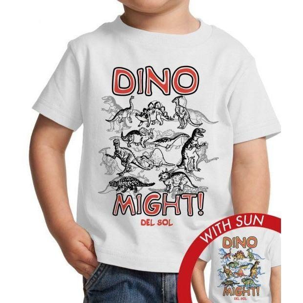 DINO MIGHT T-SHIRT: Changes colors in the sun - Molly's! A Chic and Unique Boutique