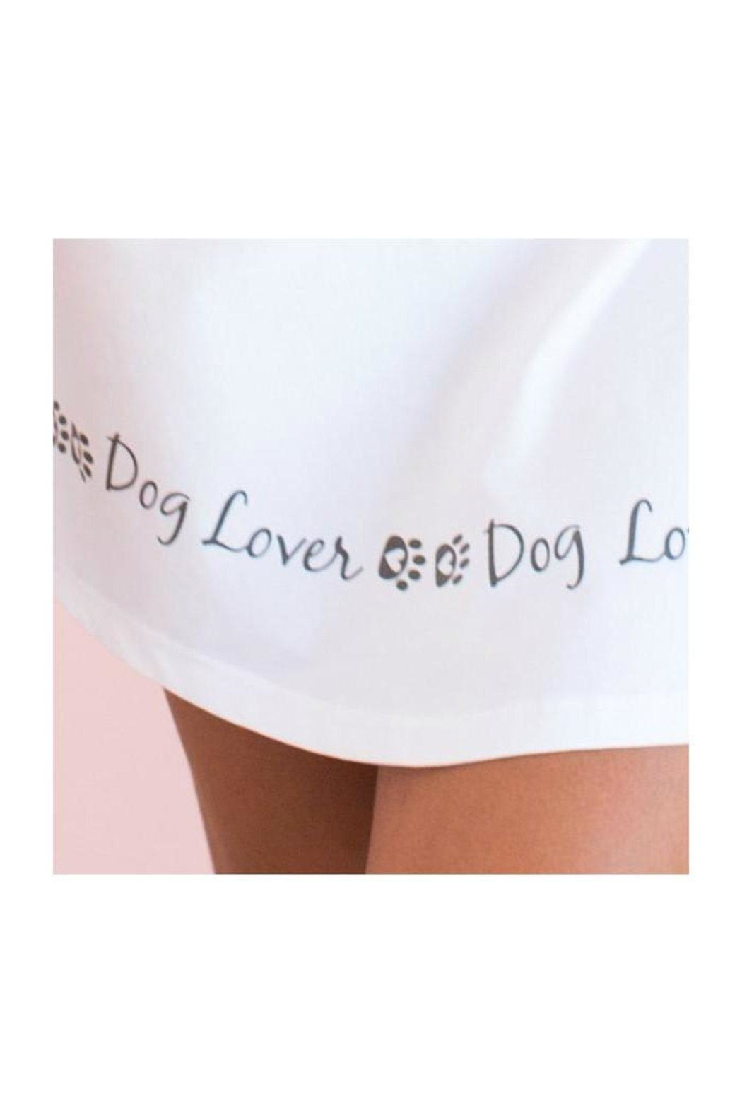 DOG LOVER - SLEEVELESS SLEEP SHIRT - Molly's! A Chic and Unique Boutique
