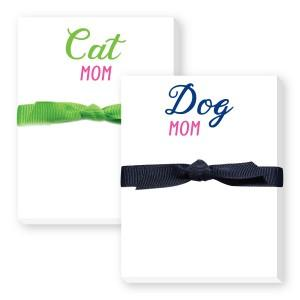 Dog Mom Mini Notepad - Molly's! A Chic and Unique Boutique