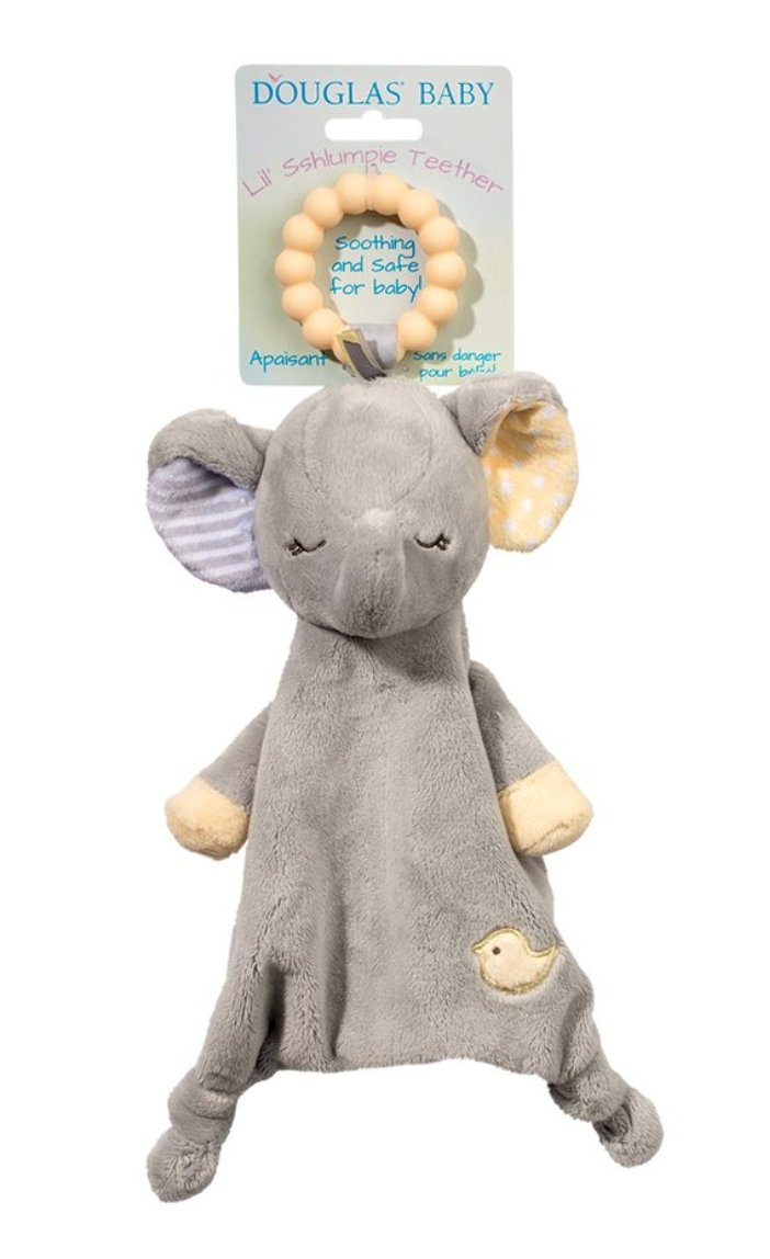 ELEPHANT TEETHER - Molly's! A Chic and Unique Boutique