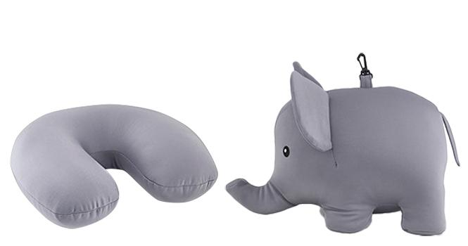ELEPHANT ZIP AND FLIP HEAD REST - Molly's! A Chic and Unique Boutique