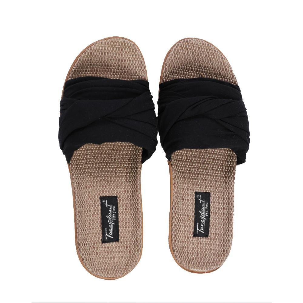 FACEPLANT BAMBOO- HEMP SLIDES - Molly's! A Chic and Unique Boutique