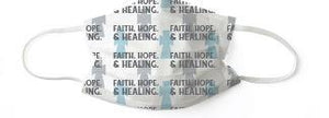 Faith Hope & Healing:  Set of 7 Masks - Molly's! A Chic and Unique Boutique