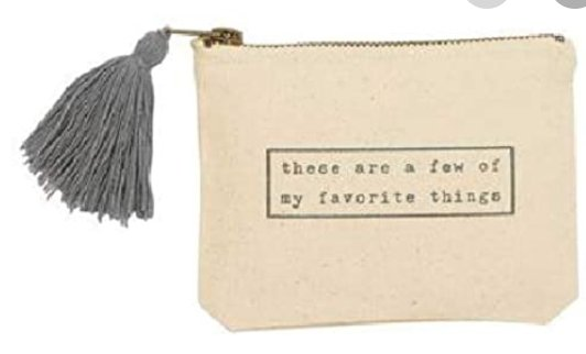 Favorite Things Happy Pouch - Molly's! A Chic and Unique Boutique