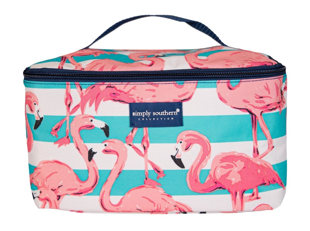 FLAMINGO GLAM BAG - Molly's! A Chic and Unique Boutique