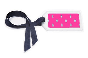 Flamingo Luggage/Bag Tag - Molly's! A Chic and Unique Boutique