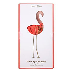 FLAMINGO MYLAR BALLOON - Molly's! A Chic and Unique Boutique