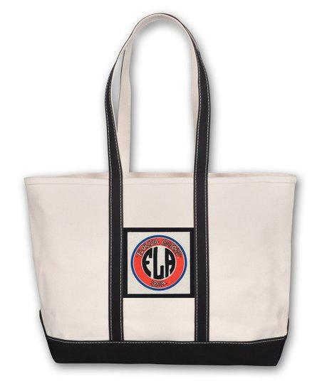Florida Gators Initial Tote - Molly's! A Chic and Unique Boutique