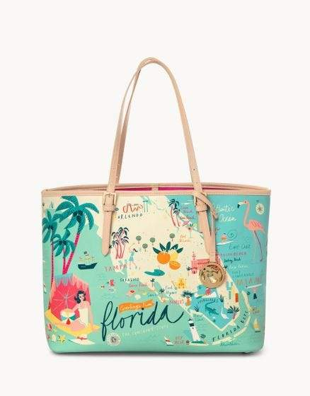 Florida Tote - Molly's! A Chic and Unique Boutique