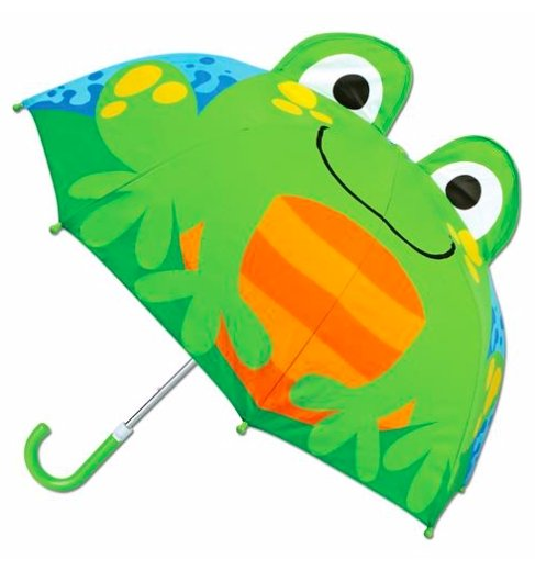 FROG UMBRELLA - Molly's! A Chic and Unique Boutique