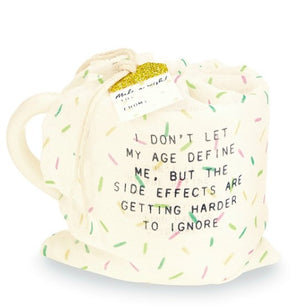 Funny Sprinkle Birthday Mug - Molly's! A Chic and Unique Boutique