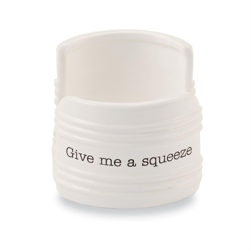 """Give me a squeeze"" Sponge Caddy - Molly's! A Chic and Unique Boutique"