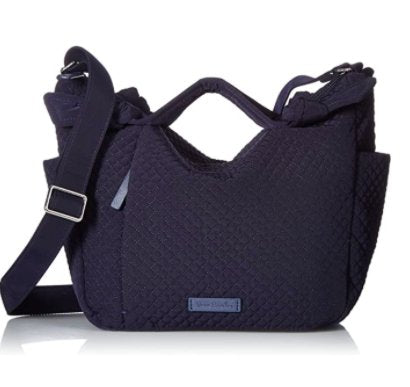 Hadley On The Go Satchel in Classic Navy - Molly's! A Chic and Unique Boutique