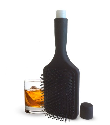 HAIRBRUSH FLASK - Molly's! A Chic and Unique Boutique