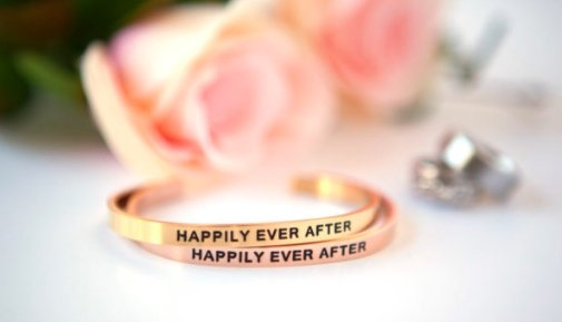 HAPPILY EVER AFTER BRACELET - Molly's! A Chic and Unique Boutique