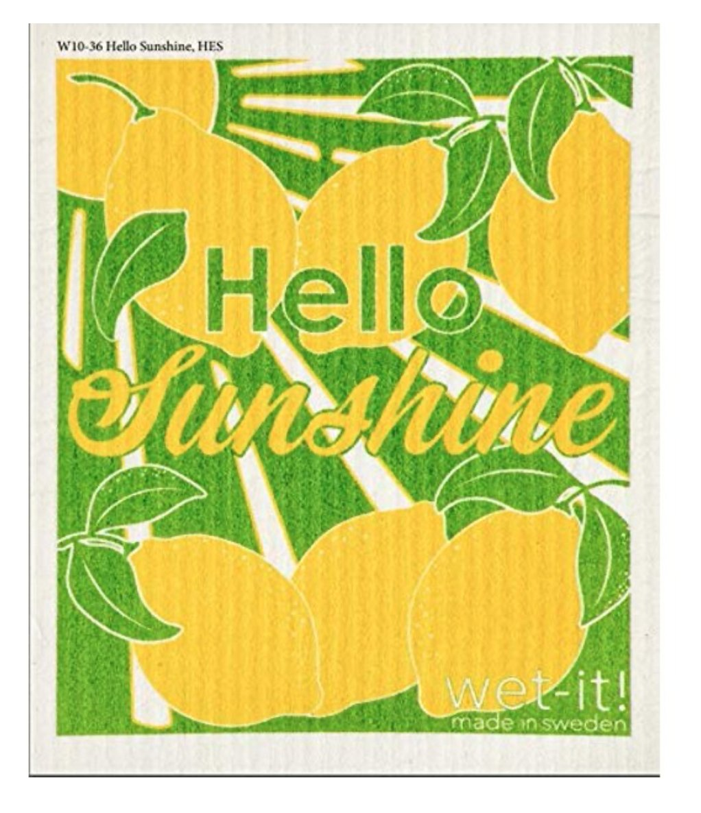 HELLO SUNSHINE:  Absorbent Cloth - Molly's! A Chic and Unique Boutique