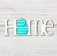 """HOME"" MAGNET MICHIGAN - Molly's! A Chic and Unique Boutique"