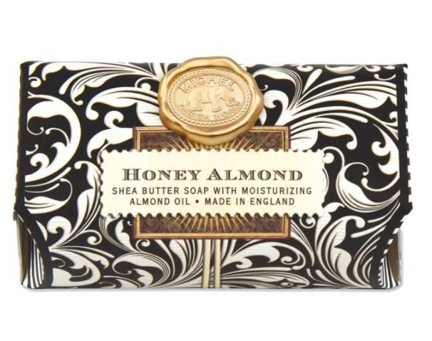 HONEY ALMOND LARGE SOAP BAR - Molly's! A Chic and Unique Boutique