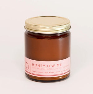 HONEYDEW ME Classic Candle 50hour Burn - Molly's! A Chic and Unique Boutique