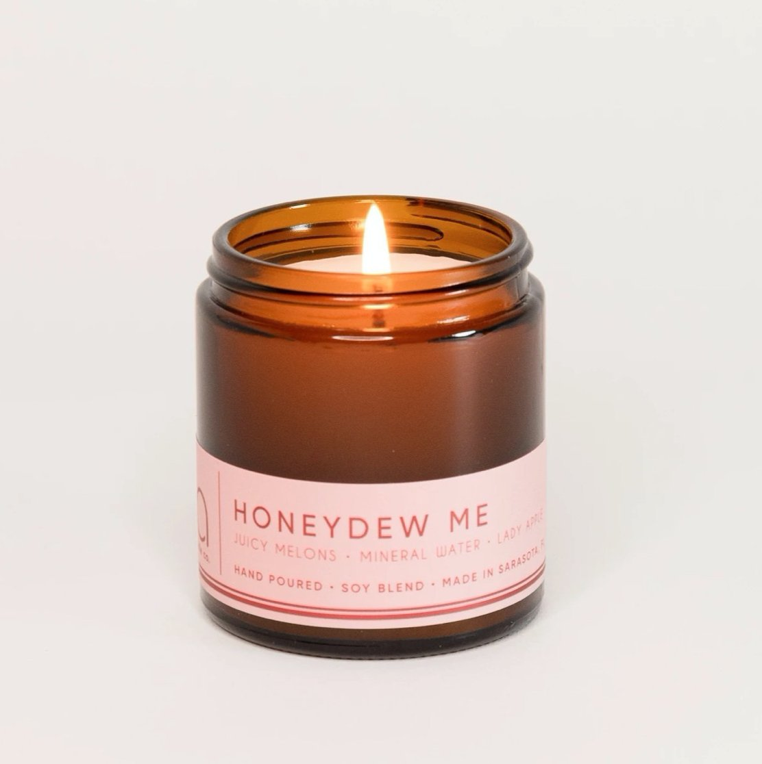 HONEYDEW ME Petite Candle 20hr Burn - Molly's! A Chic and Unique Boutique