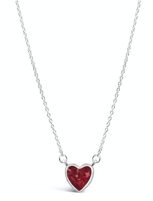 HRTDDN HEART DELICATE DESTINATIONS NECKLACE - Molly's! A Chic and Unique Boutique