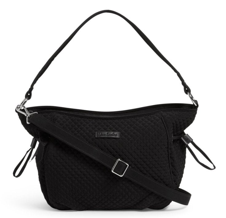 ICONIC GLENNA HOBO BAG-Black - Molly's! A Chic and Unique Boutique