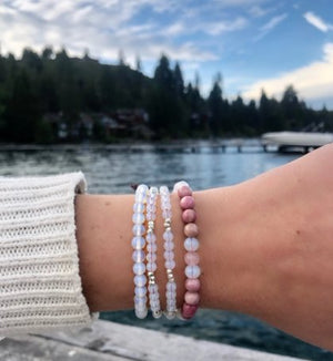 INTUITION (6MM) HEALING BRACELET - 40045 - Molly's! A Chic and Unique Boutique