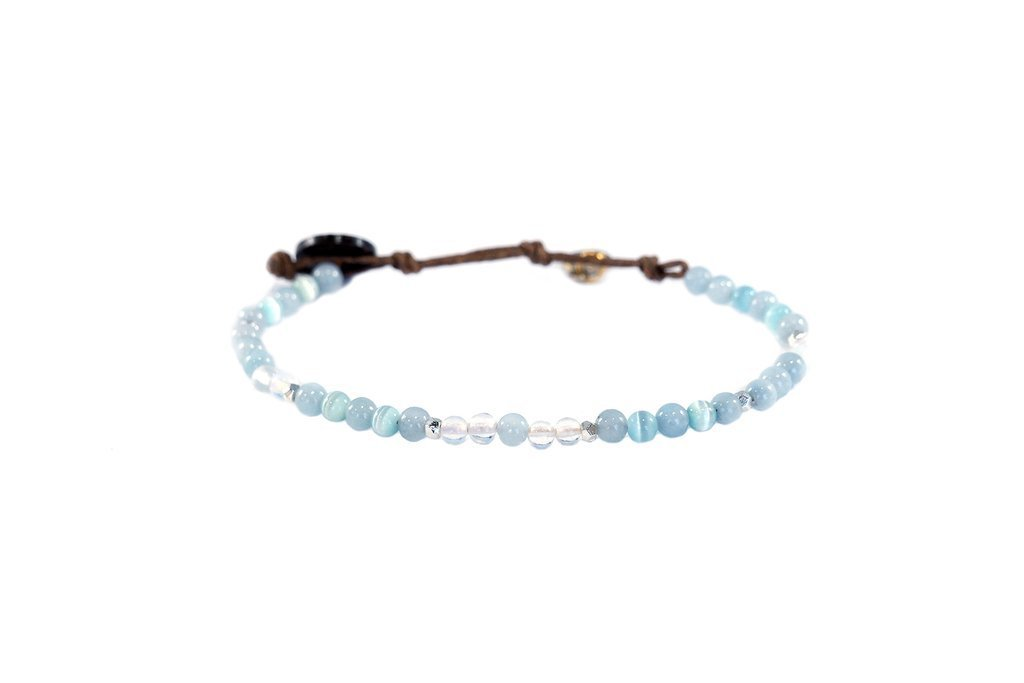 INTUITION & INNER PEACE (4MM) HEALING BRACELET - Molly's! A Chic and Unique Boutique