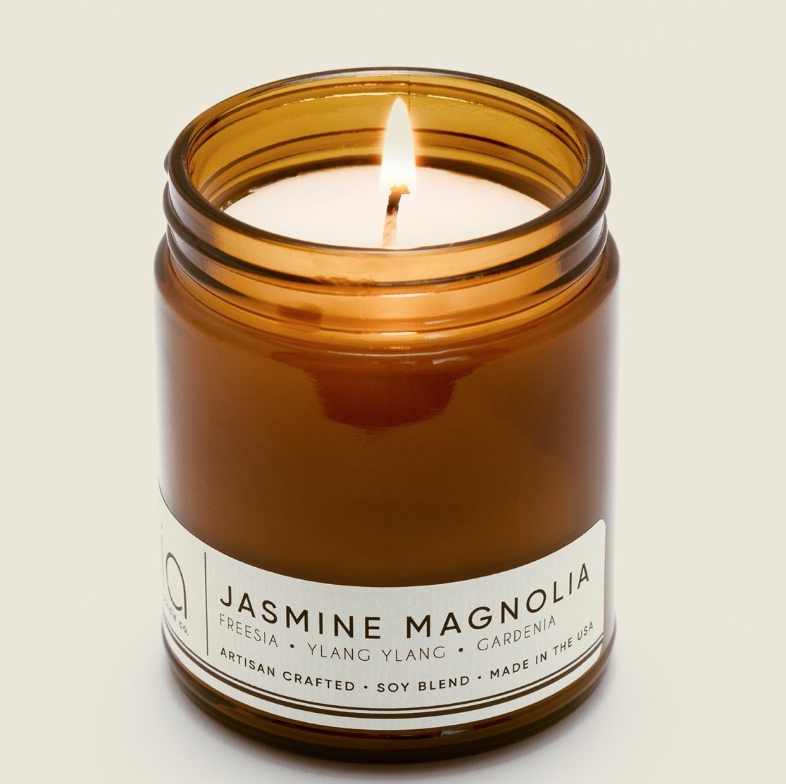JASMINE MAGNOLIA Classic Candle 50hour Burn - Molly's! A Chic and Unique Boutique