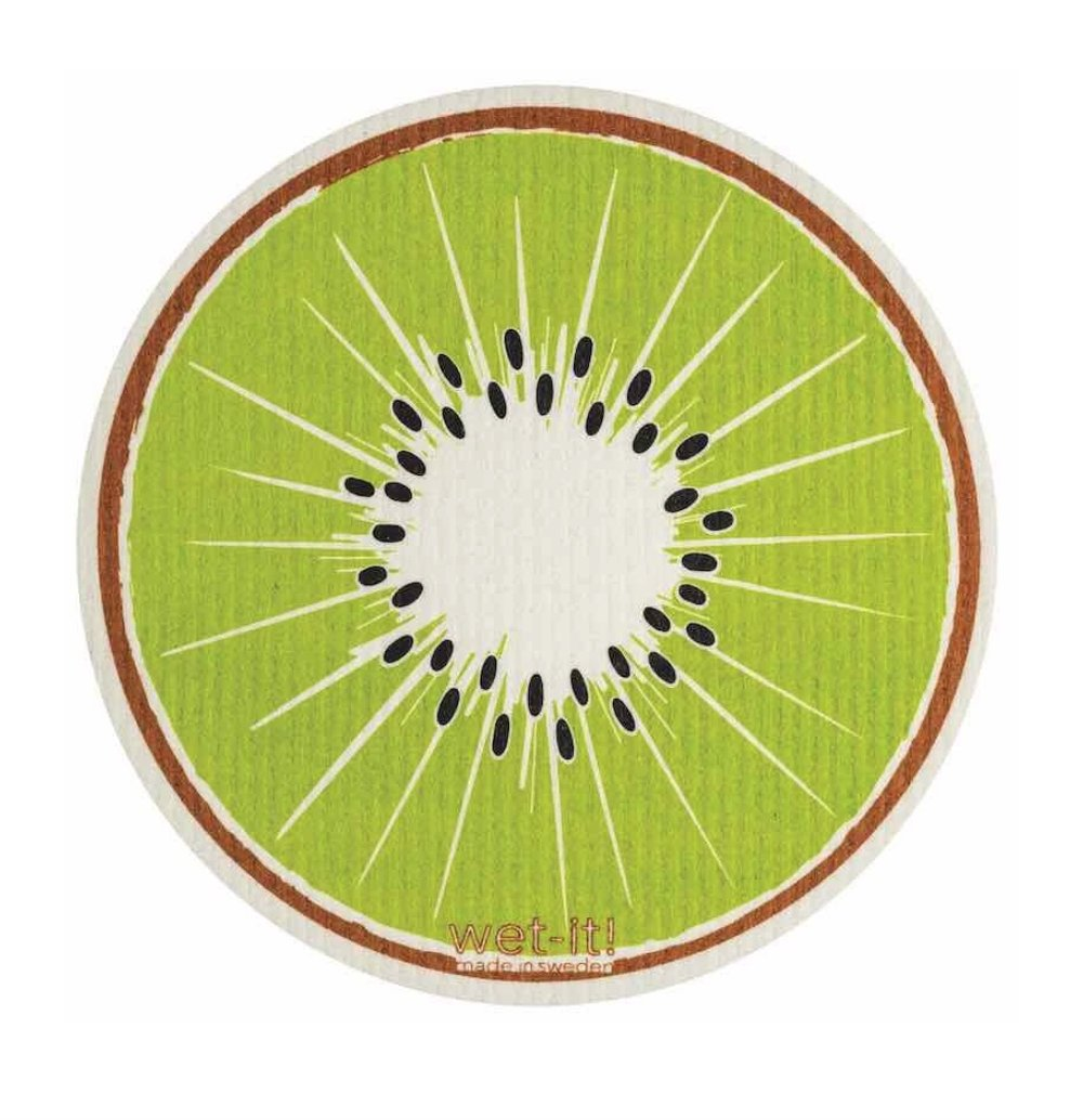 KIWI ROUND: Absorbent Cloth - Molly's! A Chic and Unique Boutique