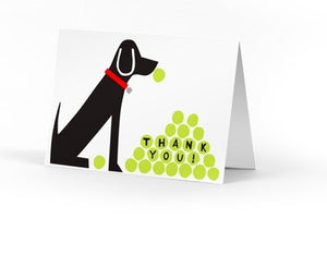 LABRADOR THANK YOU NOTE CARDS - Molly's! A Chic and Unique Boutique
