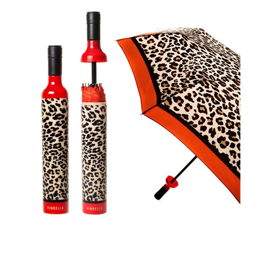 LEOPARD UMBRELLA - Molly's! A Chic and Unique Boutique