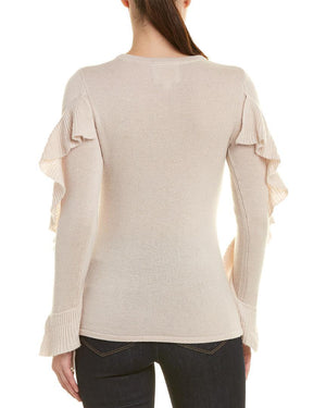 Long Sleeve Camel Sweater - F18104  Size Small ONLY - Molly's! A Chic and Unique Boutique