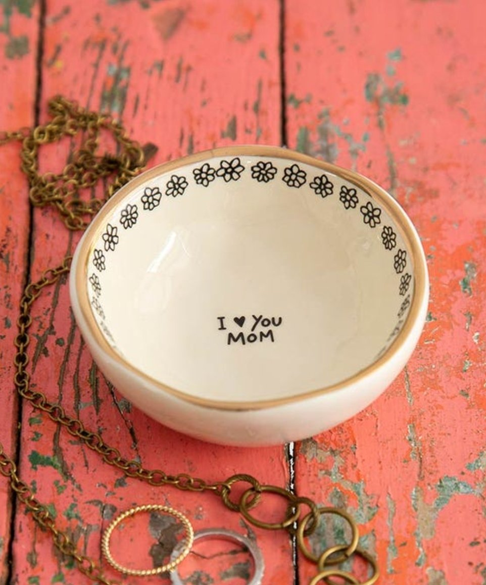 LOVE YOU TRINKET BOWL - Molly's! A Chic and Unique Boutique